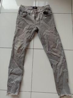 Grey Jeans Cheap Monday
