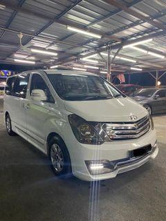 Hyundai Royal starex