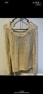 ID+c sweater, light weight