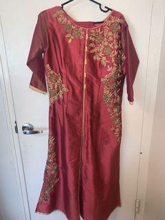 Indian dress size 42