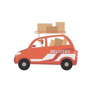 Islandwide Delivery Service! 🚗
