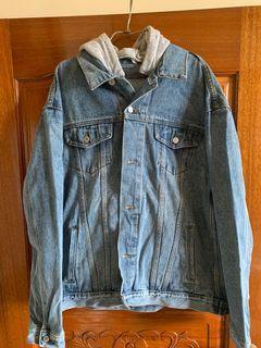 JeanS 復古水洗牛仔外套