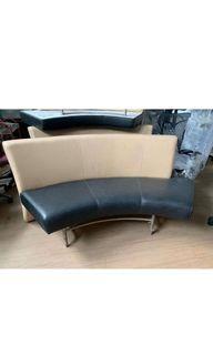 Jual sofa kantor kulit 3 seater