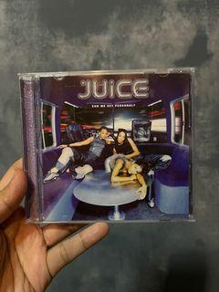 Juice - Can We Get Personal