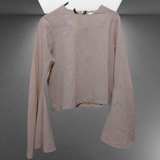 Lilou Official Judy Bell Sleve Blouse