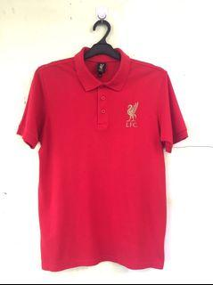Liverpool FC Official Merchandise Polo Shirt (not fred perry ben sherman adidas)