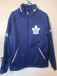 Maple leafs jacket