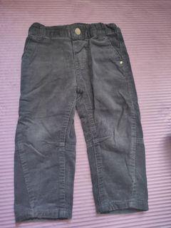 mathercare男嬰長褲 size:9—12m 80碼