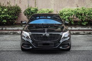 Mercedes s400h For Rent