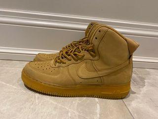 Nike Air force 1 High Wheat Sz. 9.5