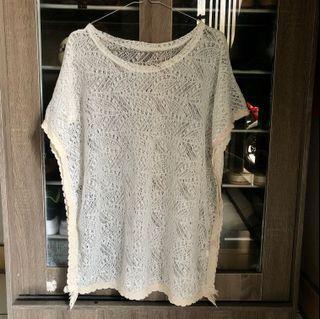 pullover rajut wanita