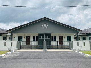 Rumah Modern Semi-D Kluster Setingkat Bandar Baru Setia Awan Perdana Setiawan Perak