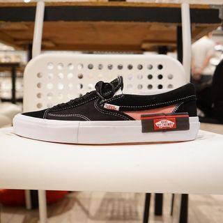 Sepatu VANS SLIP ON Cut And Paste Black Pink Icing ORIGINAL 100% RESMI PT NAVYA