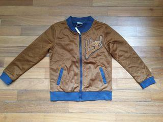 SHAUN & KATHY Brown Jacket for 7-10 years old boy