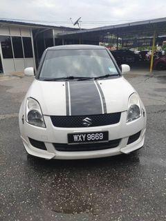 Suzuki Swift 1.5 Auto 2012