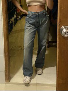 Thrifted Levi's 503 Jeans