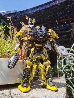 Transformers MPM ratchet KO