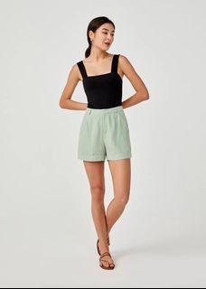WTT/WTS Love Bonito Charli Linen Shorts