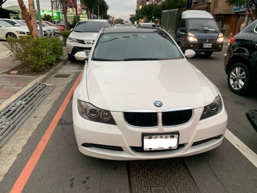 2005 BMW 320i (E90) 一手車,原鈑件<可超額貸>車況優