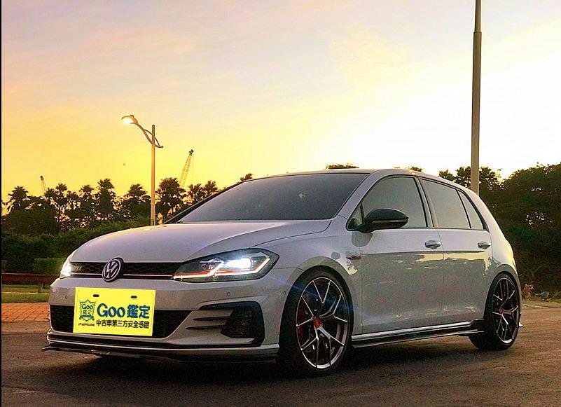 2019 VW Golf 2.0 白