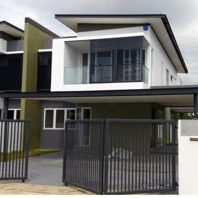 20x70 [ SIAPA CEPAT SIAPA DAPAT ] 2-Storey Freehold  Rumah Teras Besar TERMURAH