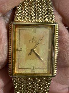 梅花麥老錶