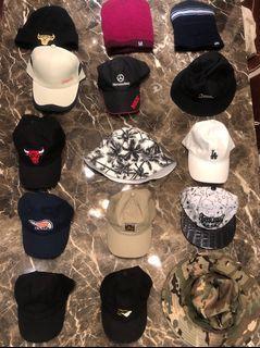 🧢帽子收藏出清!價格如圖!稀有商品釋出!🎩可貨到付款老爹帽/棒球帽/板帽/毛帽/漁夫帽