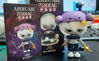 羅盤星座系列ABIRUARI ZODIAC-天蠍座