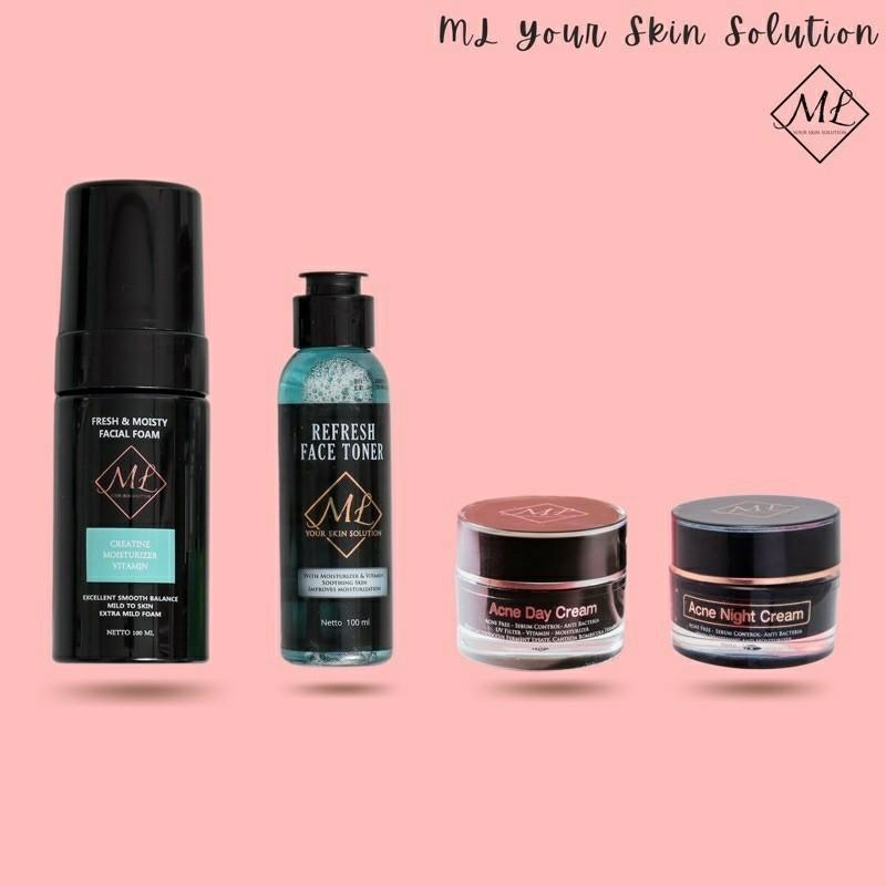 Acne Care Set by MLYSS