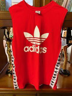 Adidas 無袖運動衫