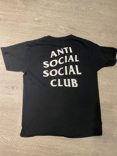 Antisocial Club 短袖 經典款 正品