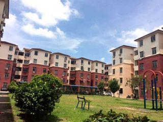 Apartmen Orkid Puchong Prima PARTIALLY FURNISHED