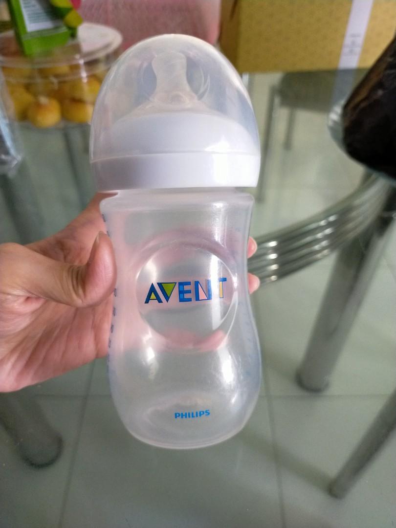Avent wide neck bottle