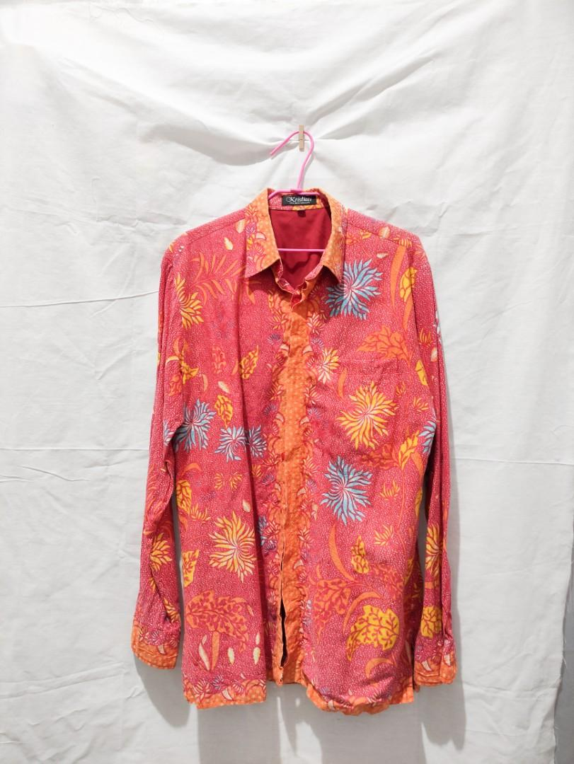 Baju batik #THR2021