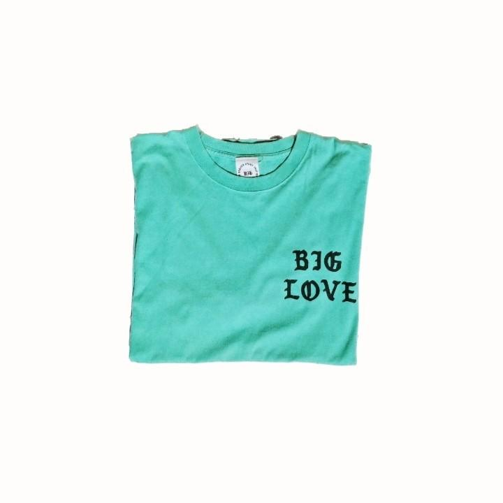 BIG LOVE RECORDS BABY BLUE (LIMITED EDITION)