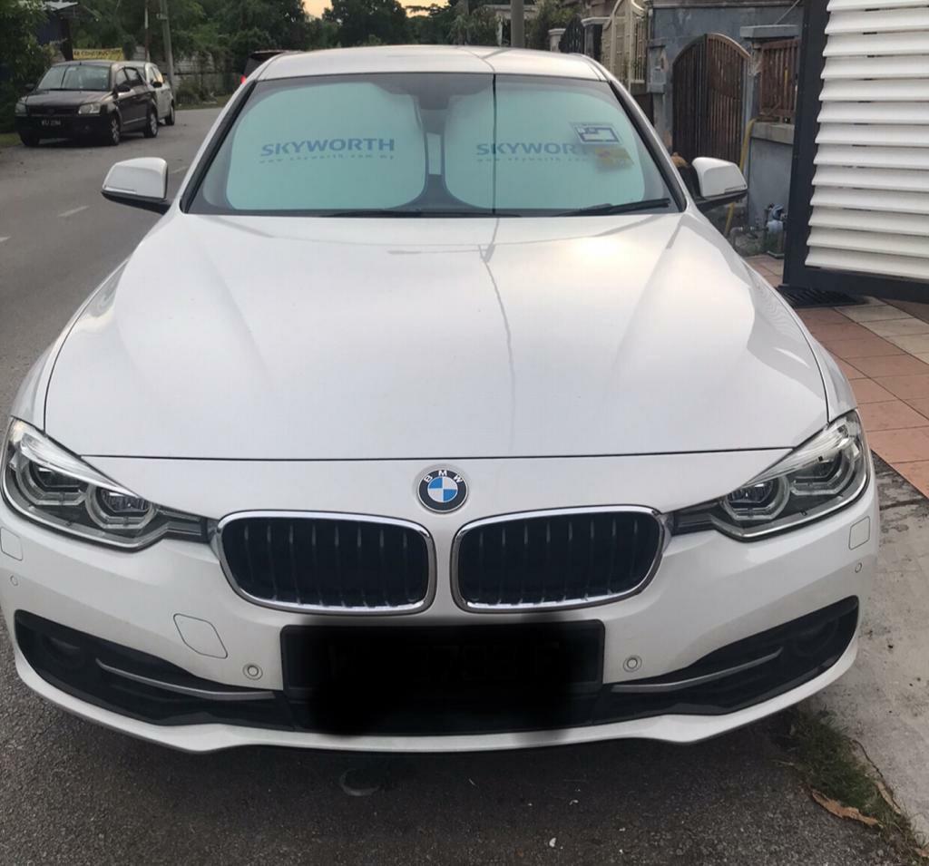 BMW 320i sport line LCI facelift