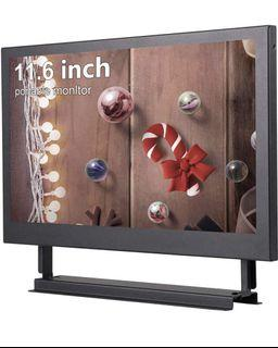 Brand new 11.6 Inch Portable Monitor 1366x768 Display Screen