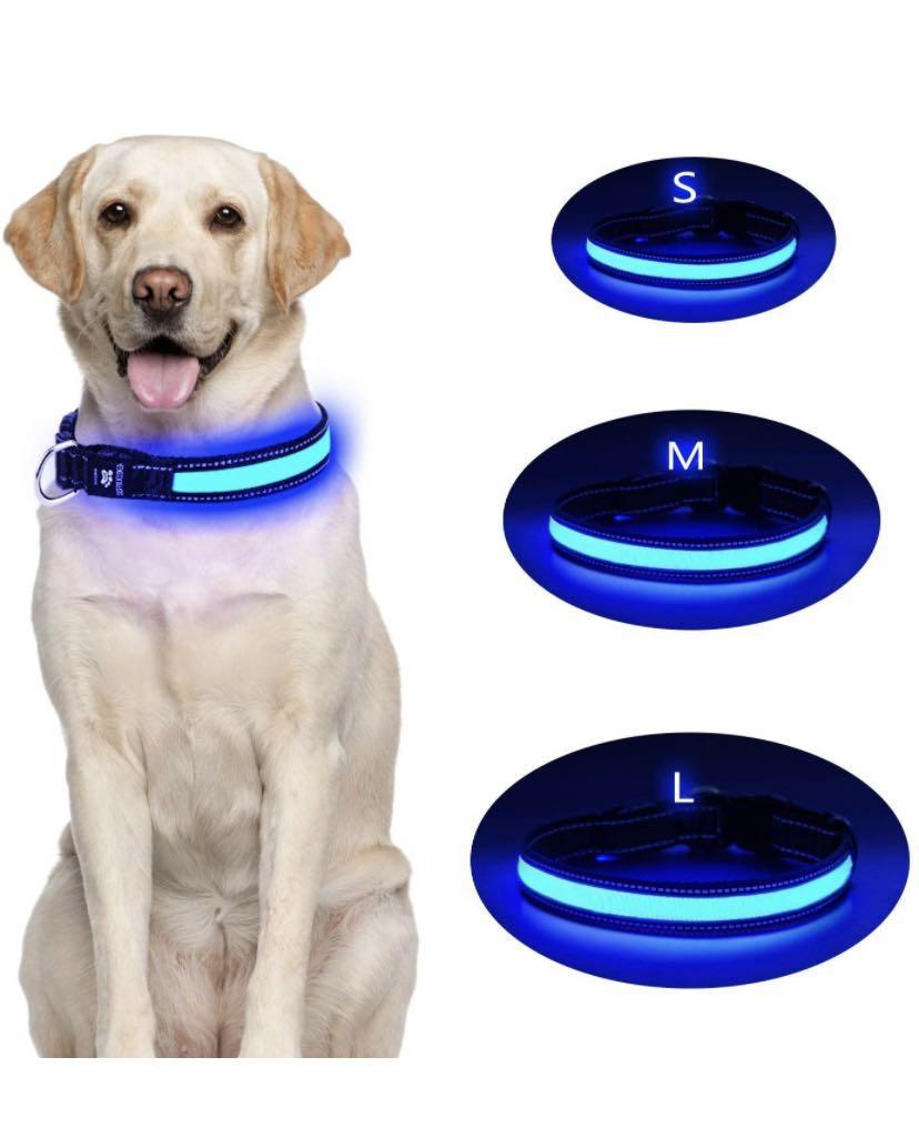 Brand new LED Dog Collar