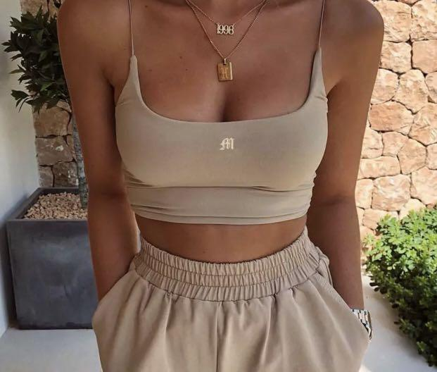 Brand new size small crop top