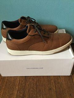 (Negotiable) Call it Spring Casual Brown Shoes