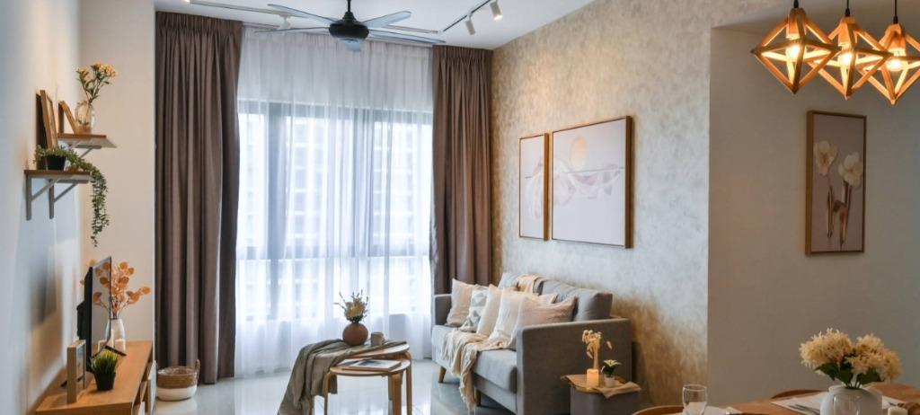 CASH BACK UP TO 70k【Beside Uni Township】Freehold Condo