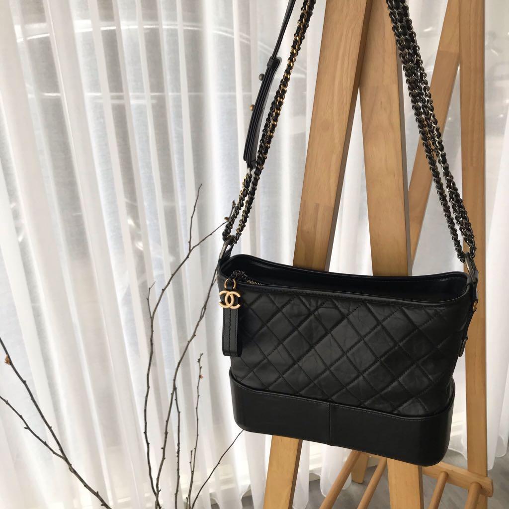 Chanel 中款流浪包