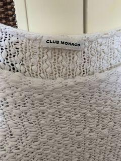 CLUB MONACO 針織上衣
