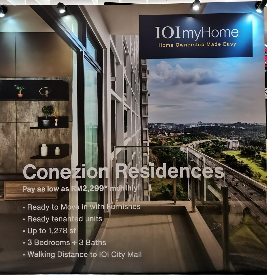 Conezion residence Hoc package