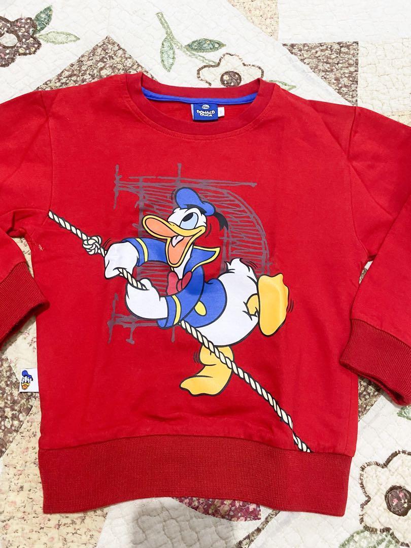 Disney sweater Donald