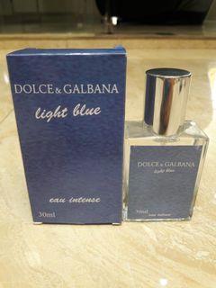 Dolce&Gabana light blue