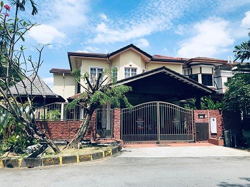DOUBLE STOREY TERRACE HOUSE FOR SALE @USJ 16