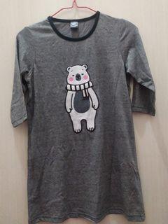 Dress gambar Bear