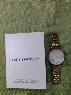Emporio Armani AR1909 Ladies Watch