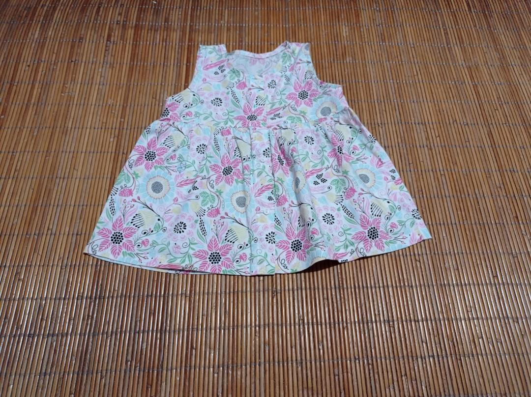FLOWER DRESS BABY